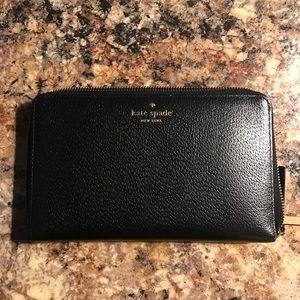 Large Continental Kate Spade Wallet
